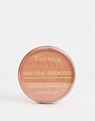 Rimmel Natural Bronzing Powder Sun glow