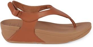 FitFlop Skylar Back-Strap Thong Sandals
