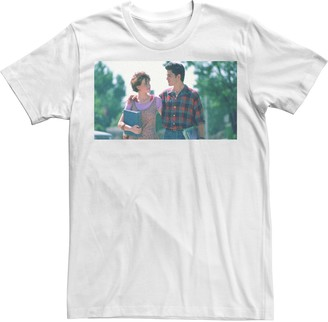 Licensed Character Men's Sixteen Candles Jake Ryan Photo Real Tee