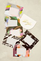 Anthropologie Thank You Boxed Cards