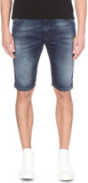 Diesel Kroshort bn-ne 0674y regular-fit tapered shorts