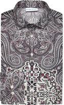 Etro Paisley-print Regular-fit Shirt