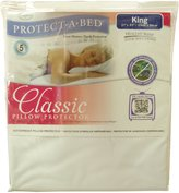 Protect A Bed Protect-A-Bed Classic Pillow Protector