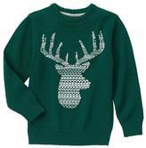 Gymboree Deer Sweater