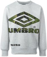 House of Holland x Umbro logo sweatshirt - unisex - Cotton/Polyester - M