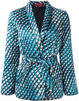 F.R.S For Restless Sleepers - Aura pyjama jacket - women - Silk/Cotton - M
