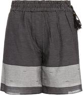 DAY Birger et Mikkelsen Kaftan Black Striped Shorts