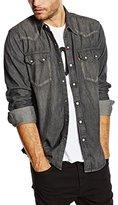 Levi's Men's Sawtooth Regular Fit Long Sleeve Casual Shirt
