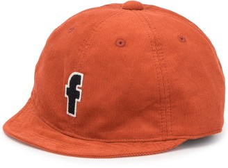 Familiar Logo Patch Baseball Cap