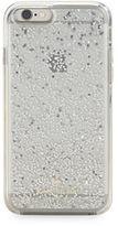 Kate Spade Clear Glitter iPhone 6 Case