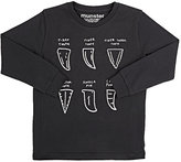 Munster Tooth Fairy Cotton Long-Sleeve T-Shirt