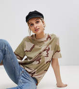 Reclaimed Vintage Revived Camo T-Shirt