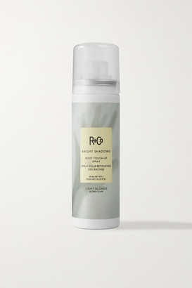 R+CO RCo - Bright Shadows Root Touch-up Spray - Light Blonde, 59ml