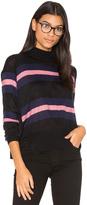 John & Jenn by Line Clo Stripe Sweater