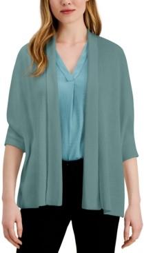 Alfani Dolman-Sleeve Cardigan, Created for Macy's