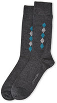 Cole Haan Diamond Clock Crew Socks