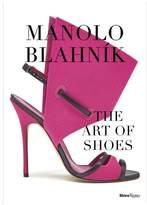 Penguin Random House Manolo Blahnik: The Art Of Shoes Book