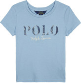 Polo Ralph Lauren cotton T-shirt 2-6 years