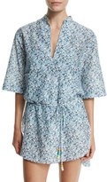 Stella McCartney Iconic Print Coverup Tunic