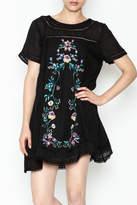 Umgee USA A Line Floral Dress