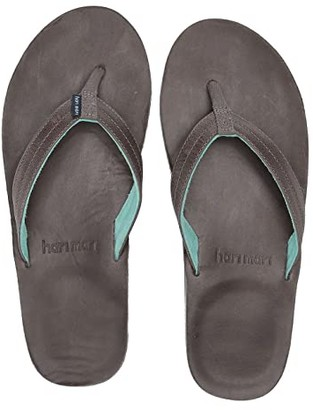Hari mari Lakes (Dark Gray/Mint 1) Women's Sandals