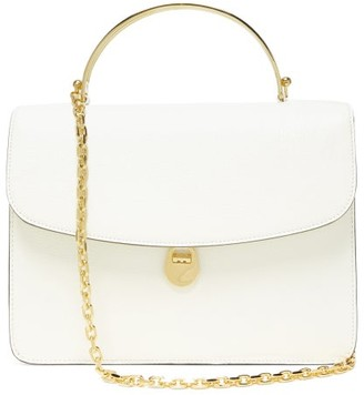 BIENEN-DAVIS Charlie Leather Bag - White