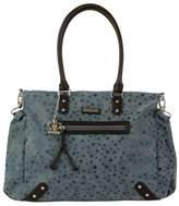 Kalencom KalencomTM Paris Diaper Bag in Starburst Blue