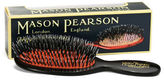 Mason Pearson NEW Black Pocket Bristle & Nylon Brush