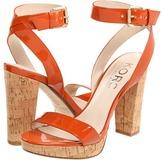 KORS Melbourne (Burnt Orange Patent) - Footwear