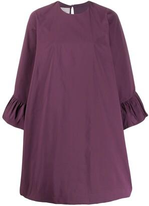 Valentino oversized shift dress