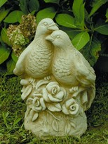 The Well Appointed House Lovebirds Garden Ornament