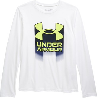 Under Armour Live Logo Performance Graphic Tee