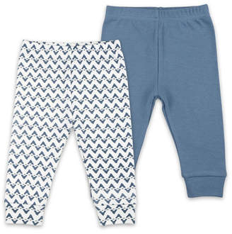 The Peanut Shell The Baby Boy 2 Pack Pants Set