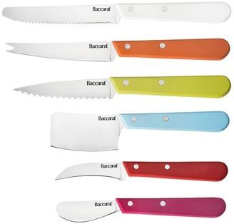 Baccarat Le Connoisseur Napoleon 6 Piece All Purpose Knife Set