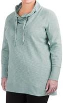 Columbia Down Time Sweatshirt (For Plus Size Women)
