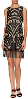 Tart Liv Fringe Hem Dress