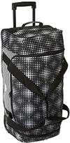 Roxy Women's Distance Accross Wheeled Duffle Bag