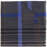 Church's checked scarf