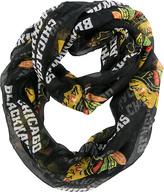 Chicago Blackhawks Sheer Infinity Scarf