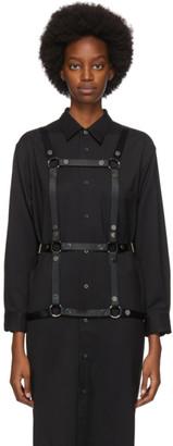 Junya Watanabe Black Nylon Harness