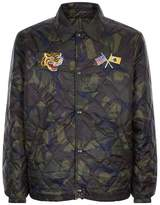 Ralph Lauren Tiger Quilted Jacket