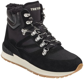Tretorn Lily 3 Faux Shearling Lined Hiker Boot