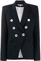 Veronica Beard Miller Dickey fitted blazer