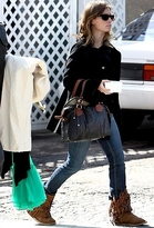 Koolaburra Savannity Boots in Chestnut as Seen On Jessica Biel, Lauren Conrad, and More-ON !