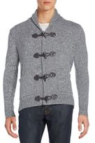 Saks Fifth Avenue Toggle-Front Cashmere Cardigan