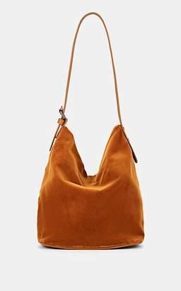 FiveSeventyFive Women's Velvet Hobo Bag - Brown