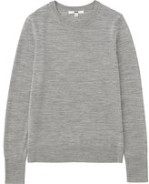 Uniqlo Women Extra Fine Merino Crewneck Sweater