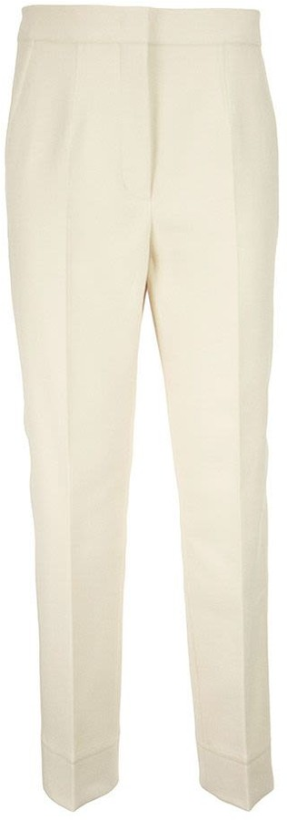 Sportmax CANOSA - High-waisted pleated trousers