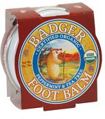 Badger Mini Foot Balm 21g