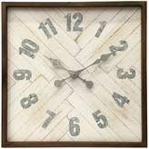 Sonoma Goods For Life SONOMA Goods for Life Farmhouse Wall Clock